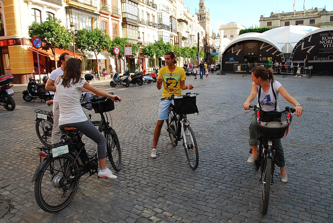 Seville bicycle